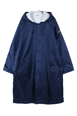 NAVY BENCH COAT