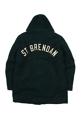 ST. BRENDAN HOODED JACKET