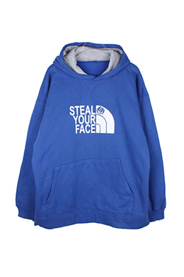 """STEAL YOUR FACE"" HOODIE"