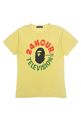 A BATHING APE X 24 HOUR TELEVISION