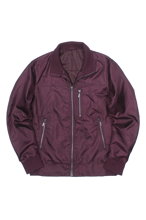 PURPLE BLOUSON